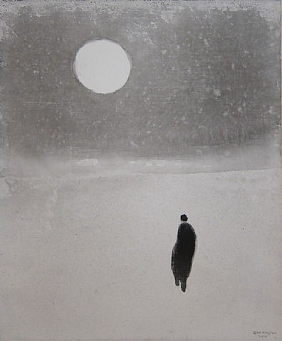 under the moonlight - Gao Xingjian