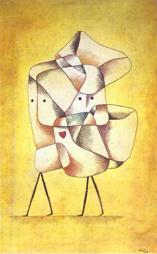 Paul Klee Siblings